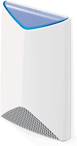 Netgear Orbi Pro SRR60 Business WLAN-Mesh-System für Unternehmen (3.000 MBit/s Tri-Band Mesh Router bis zu 175 m² Abdeckung, Plug & Play, AC3000, WLAN Access Point, SRR60-100EUS)