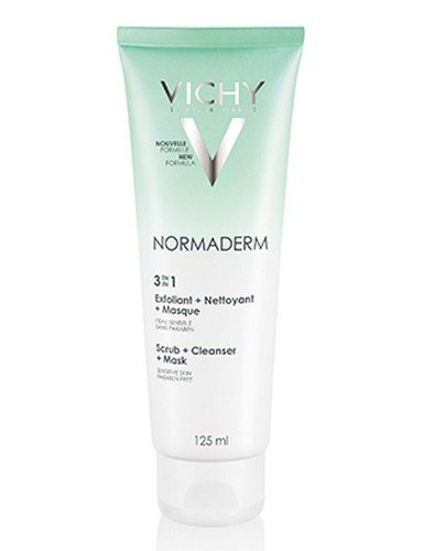 Vichy Normaderm Triple Action 3 in 1 Cleanser - exfoliantes