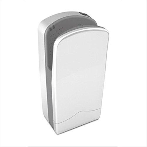 Nofer 01304.w Veltia secador de Manos Snow White 27x 37x 72cm