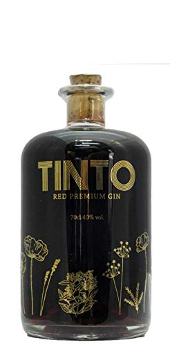 Tinto Premium Red Gin 70 cl