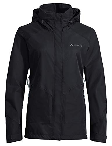 VAUDE Damen Jacke Women\'s Elope Jacket, Black, 40, 42227