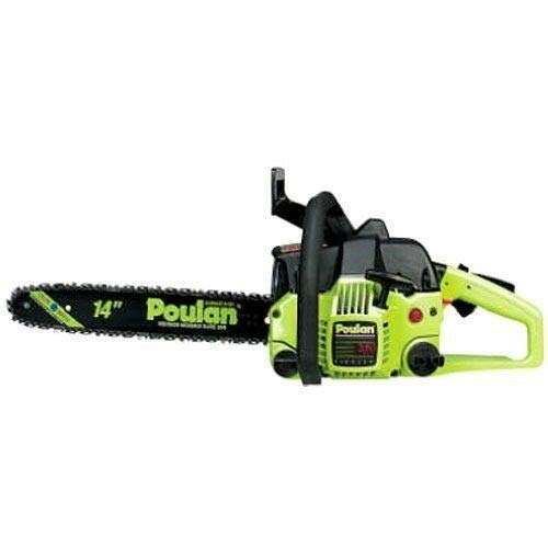 Find Cheap Poulan P3314 33cc 14-Inch 2-Cycle Gas-Powered Chain Saw
