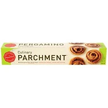 PaperChef Natural Non-Stick Culinary Parchment Paper, 205 sq ft roll (1)
