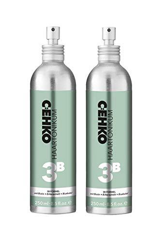 C:EHKO Haartonikum 250ml Haarwasser gegen Haarausfall 2 Stück