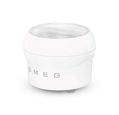 smeg SMIC01 Accessorio per impastatrice SMEG Gelatiera adatto per gelati, sorbetti e yogurt gelato.