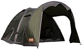 Crua Core Dome Tent Base: Waterproof Hiking Camping Durable, Breathable Insulated Expedition Setup, Tent capacity with Airframe, Green