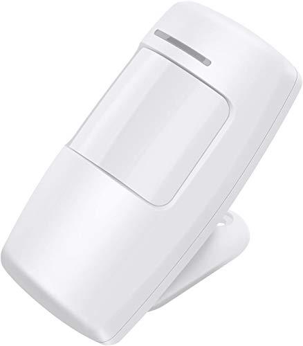 Detector de movimiento – debe trabajar con nuestro sistema de alarma de seguridad para el hogar inteligente, HUB Need, de AGSHome.