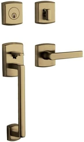 new arrival Baldwin Hardware high quality 2021 85386.050.LFD Handle Set outlet sale