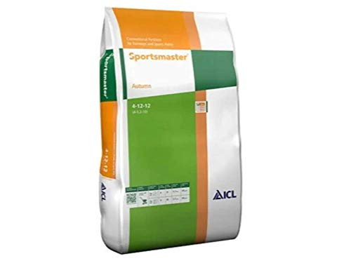 ICL Sportsmaster Engrais pour gazon Automne Hiver 25 kg