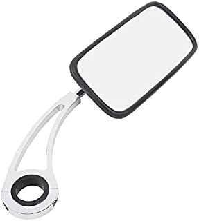 TC-Home Wakeboard Tower Mirror Silver ARM Bracket Wake Board Boat Mirrors Mount CFR-M-1