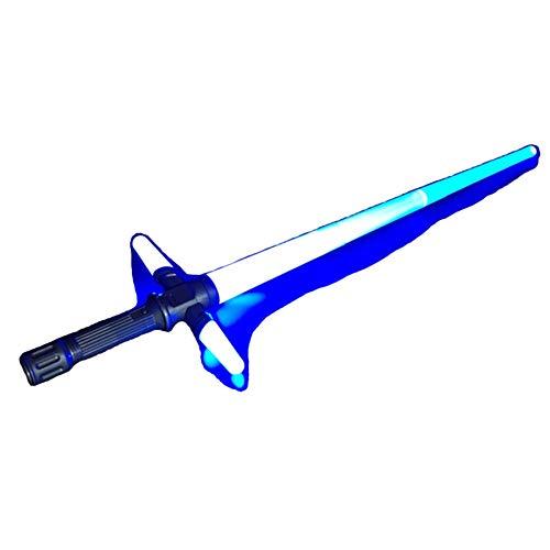 Xbd Sable de luz,Sable de Luz Electrónico,retráctil,con luz y Sonido,Utilizado para utilería escénica,Juegos de rol