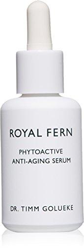 Royal Fern, Mascarilla hidratante y rejuvenecedora para la cara - 30 ml.