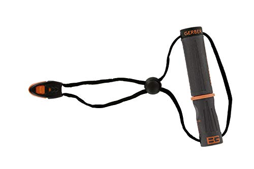 Gerber Bear Grylls Fire Starter, Black, Medium