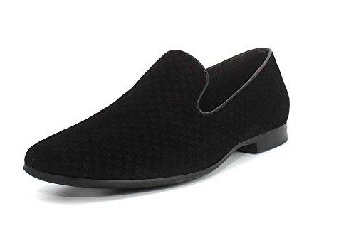 Giorgio Brutini Mens Cloak Black 11.5 3E - Extra Wide