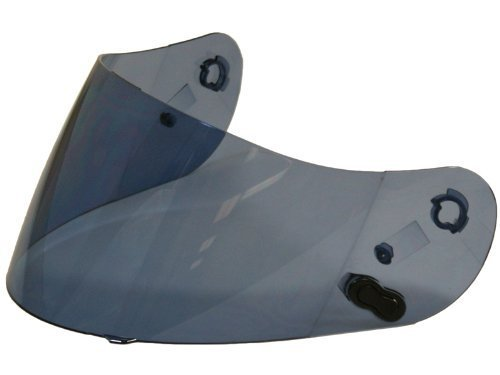 HJC HJ-09 visor shield for CL-15, CL-SP, CS-R1, CS-R2, FS-15, CL-16, AC-12, Kawasaki ZX, Kawasaki ZXSP, IS-16 and Joe RKT101 and RKT201 (Smoke)