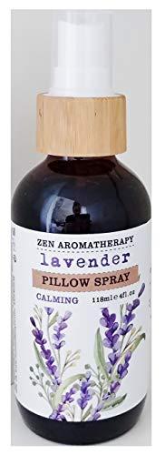 Zen Aromatherapy Lavender Pillow Mist Spray - Calming