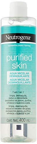 Neutrogena Purified Skin Água Micelar 400ml, Neutrogena