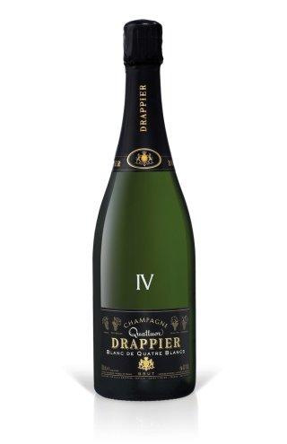 Champagne Drappier Quattuor Blanc de Quatre Blancs, 6 x 0.75 L