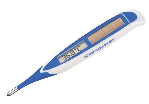 Geratherm solar speed GT-161/1 digitales Solar-Fieberthermometer - funktioniert ohne Batterien