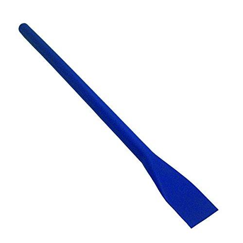 Maya Professionelles Werkzeug pr2hf9, flexibler Pfannenwender klein mit Griff Detectable Pro von Metallen und X-Ray, 10Stück, blau