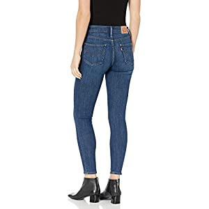 Levi's Women's 721 High Rise Zip Front Ankle Jeans