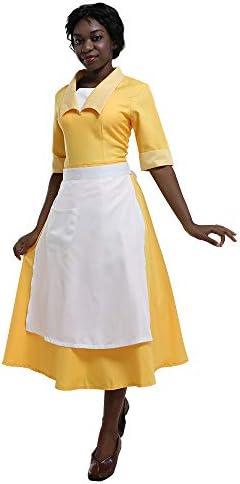 Adult princess tiana costume _image4