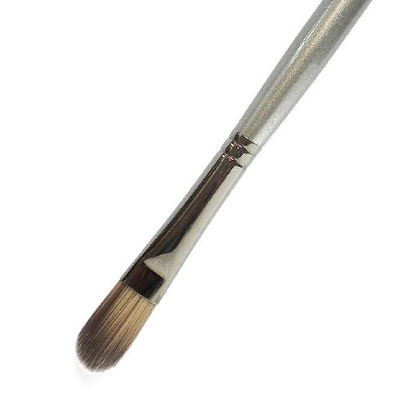 Robert Simmons Titanium Brush Filbert (Long Handle) 2