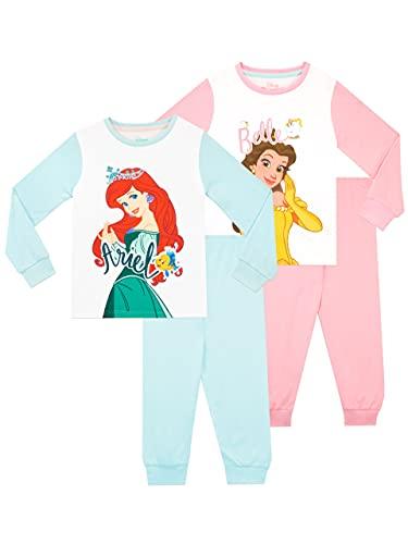 Disney Pijamas para Niñas 2 Paquetes...