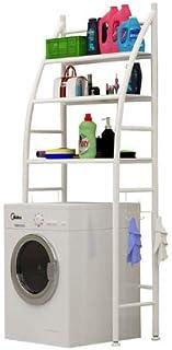 3-Tier Toilet Towel Storage Rack Holder Over The Washing machine Shelf Organizer