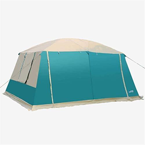 YYCHJU Carpa para Camping Tienda Carpas de Mochila, Tiendas de campaña Ligeras, fáciles de Instalar, Tiendas de campaña Impermeables, adecuadas para excursiones al Aire Libre y Viajes de montañismo