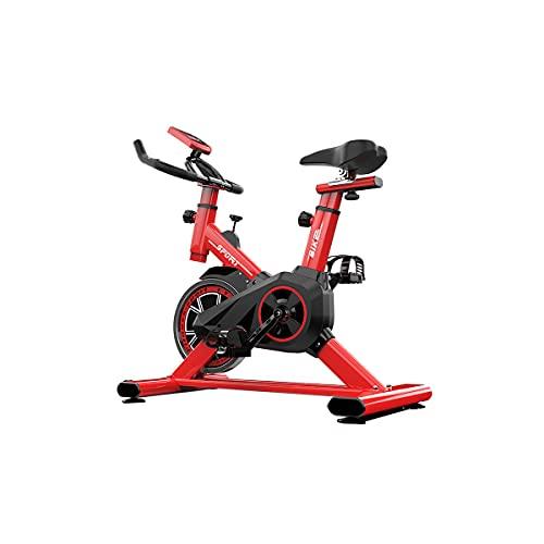 Bicicleta de spinning Bicicleta De Ejercicio Para Interiores, Bicicleta De Spinning, Asiento De Manillar Ajustable, Gimnasio Adecuado Para Ejercicio En Casa, Bicicleta De Ejercicio Con Todo I(Color:B)