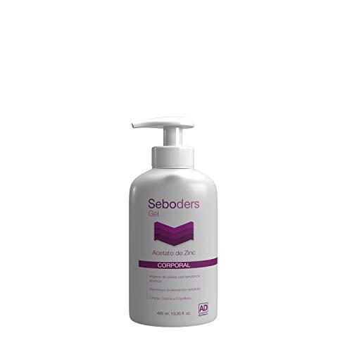 Seboders, Mascarilla exfoliante y limpiadora para la cara - 250 gr (8431231000064)
