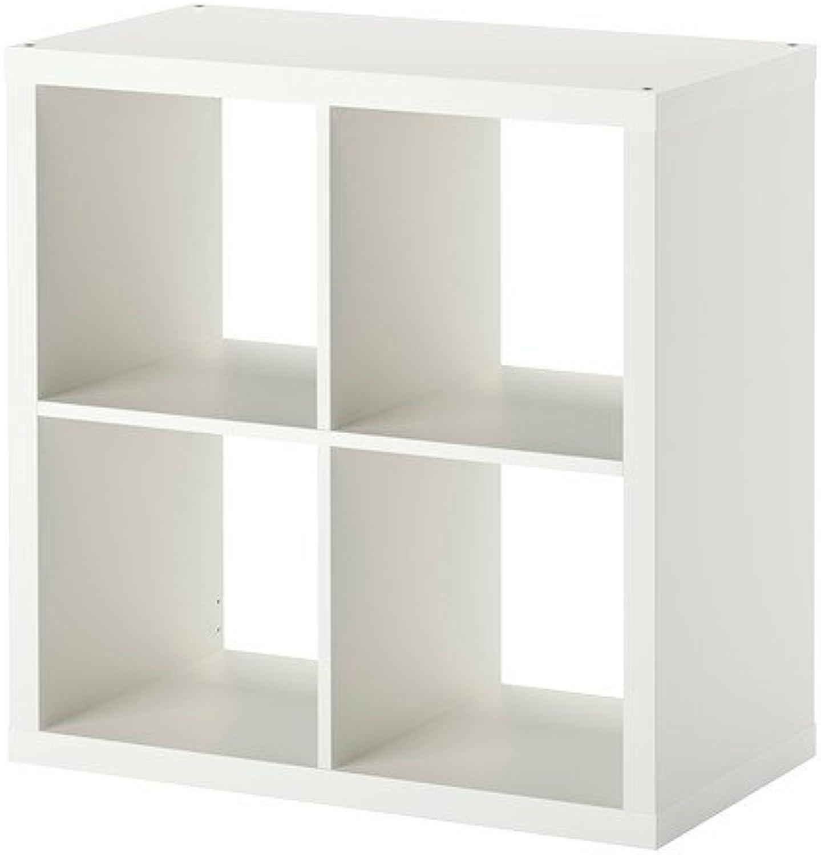IKEA 202.758.14 Kallax Shelving Unit, 30 3 8x30 3 8 , White