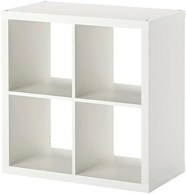 Kallax Estantería de IKEA Librería, cestas o boxes-77 X 77 cm ...