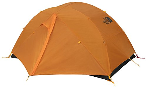 The North Face Talus 2 Tent - Golden Oak/Saffron Yellow