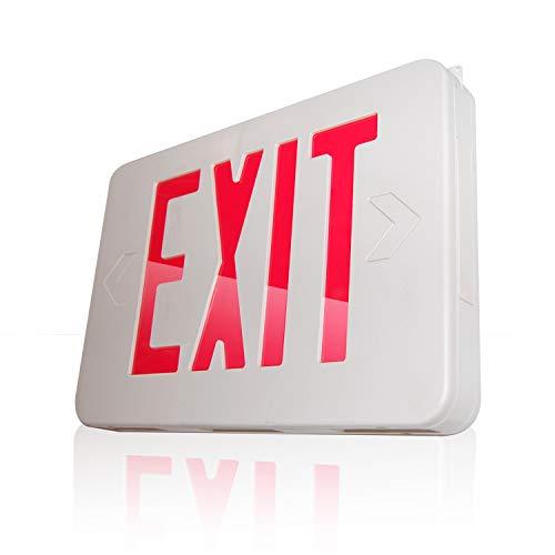eTop Lighting LED Exit Sign Emergency Light