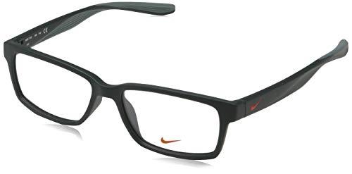 Nike Herren 7103 400 52 Brillengestelle, Blau (Matte Bluee)