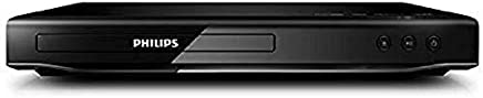 Philips DVP2800 DVD and DivX Player with High Quality Audio Outputs, Reads CD, DVD-R, Mp3
