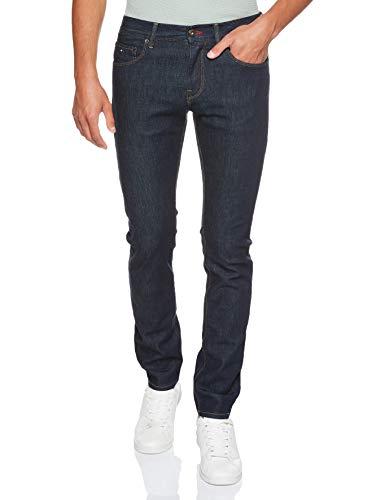 Tommy Hilfiger Herren CORE BLEECKER SLIM JEAN Slim Jeans, Blau (New Clean Rinse 919), W35/L36