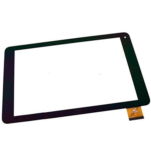 Kit de reemplazo de pantalla 10.1' Wolder Mitab Oregon de la tableta de la pantalla táctil de reemplazo en forma for el digitalizador táctil de cristal de la lente del sensor del panel kit de reparaci