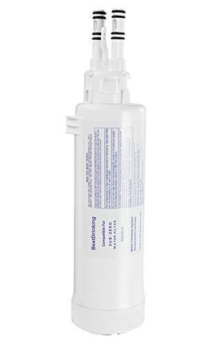 Best drinking 7023812 Wasserfilter Ersatz kompatibel mit Sub-Zero 7023812 Kühlschrank-Wasserfilter (1 Stück)