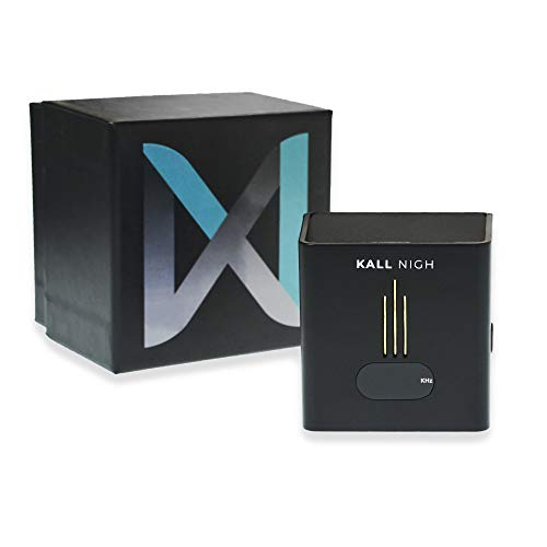 KALL Nigh 2020 Ultrasonic Pest Repeller, Pest Repeller Plug in, Night Light, Electromagnetic, Electronic Rejects Pests, Insects, Rodents, Cockroaches, Wasps, Other Small Creatures - Small, Safe, Quiet