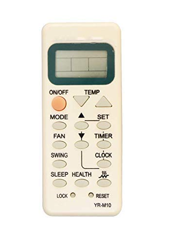 LOHAYA Air Conditioner Remote Compatible with Haier Split/Widow AC Remote Control (AC-73)