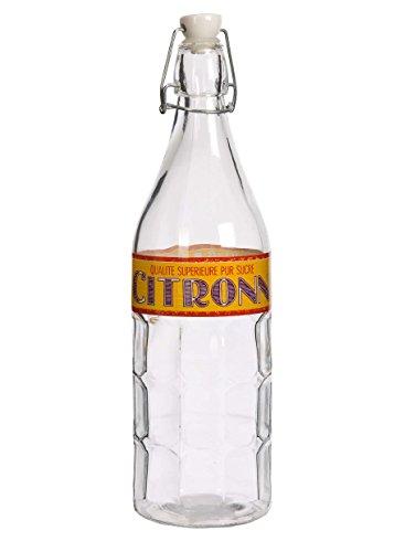 BOUTEILLE Limonade 1/2 Verre boissons jus de fruits COMPTOIR de FAMILLE 162250 BOUTEILLE CITRONNADE