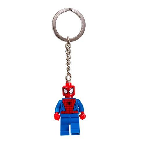 Chaveiro Super Heroes Homem Aranha - Lego