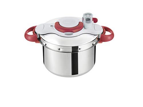 Tefal ClipsoMinut Perfect 9L Pressure Cooker - P4624931