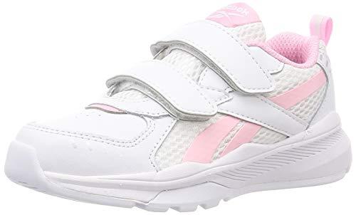 Reebok XT Sprinter ALT, Zapatillas de Running, Blanco/ROSSUA/Plamet, 33 EU