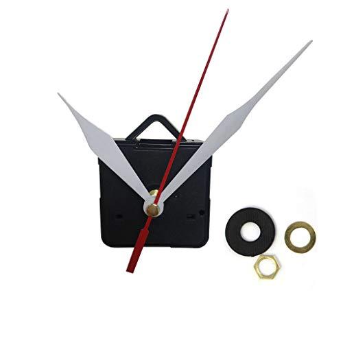 Fasclot Quartz Clock Movement Mechanism with Hook DIY Repair Parts Home & Garden Clock