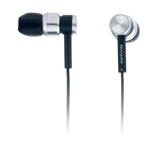 Memorex EB300-A In-Ear Earbuds (Discontinued by Manufacturer)