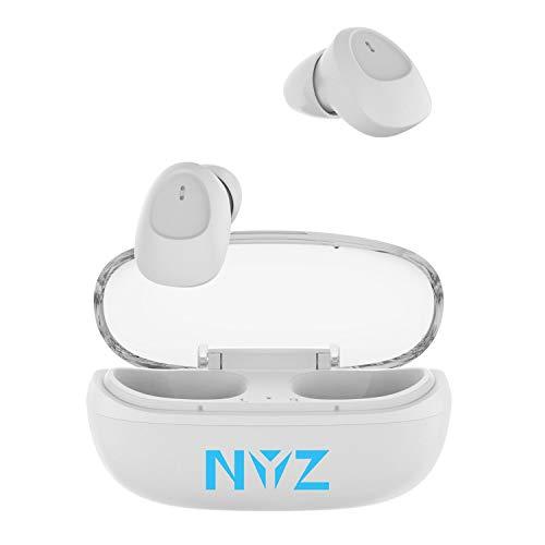 NYZ Wireless Earbuds Mini, True Wireless Bluetooth 5.0 Headphones Earphones...